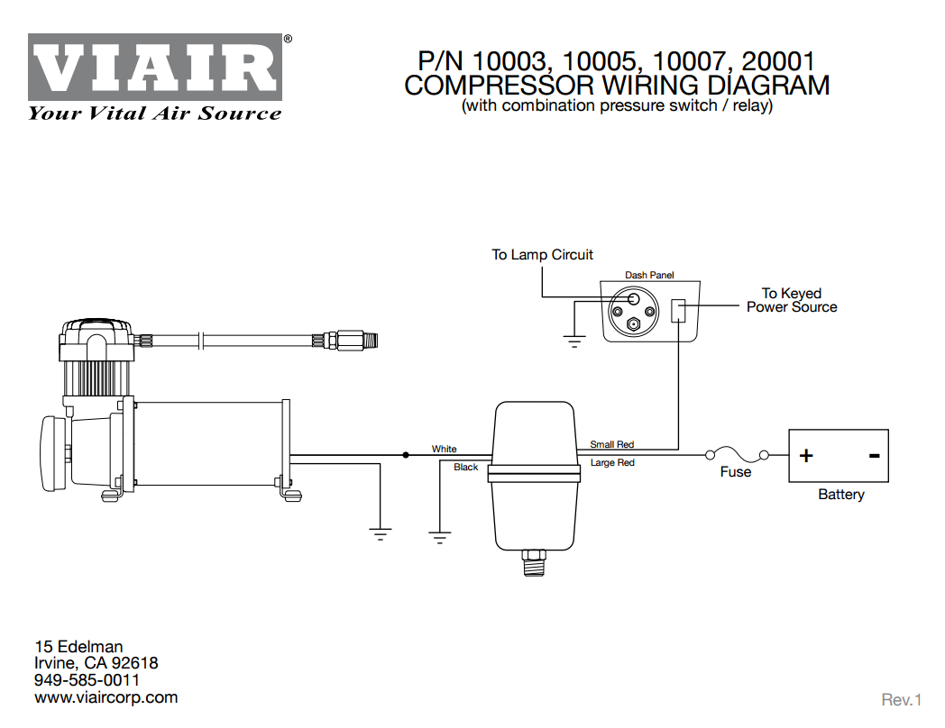 Untitled 1 onboard air removable wiring setup? toyota 4runner forum Single Phase Compressor Wiring Diagram at edmiracle.co