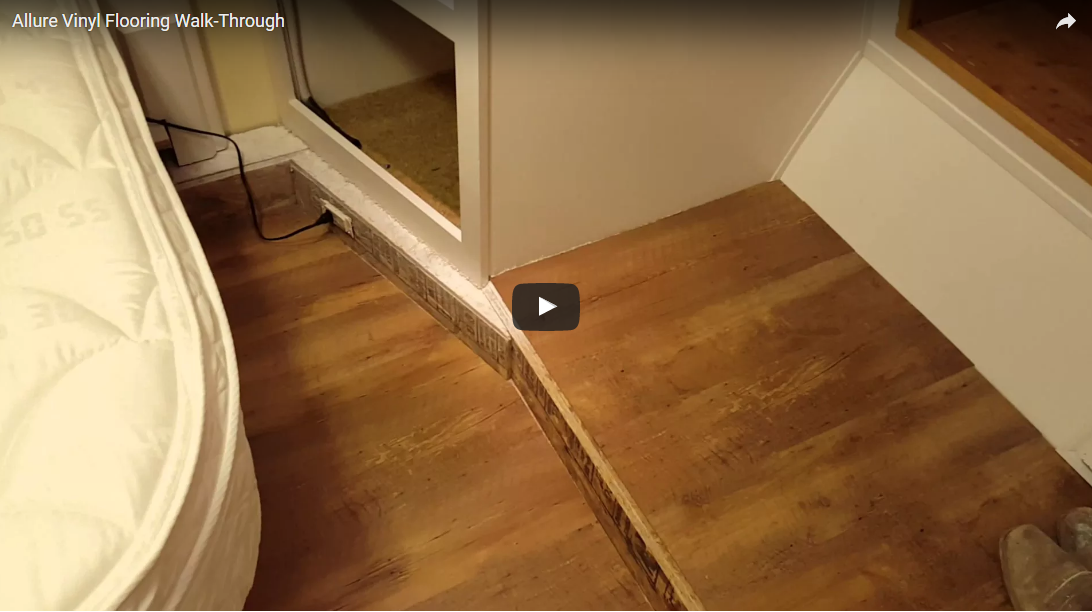 Video: Flooring Complete!