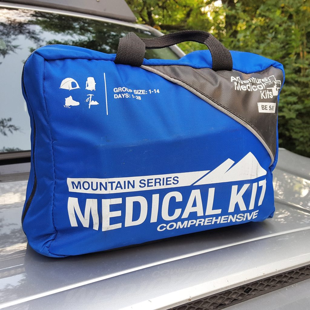 Outfitting Basics – First Aid Kit