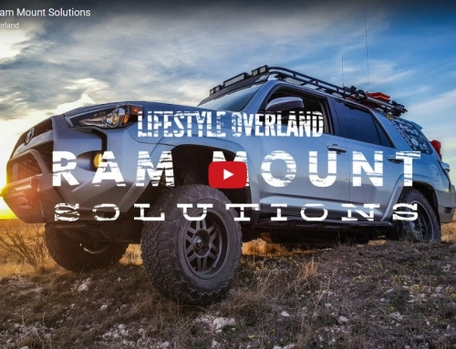 Ram Mount Solutions for the Overlander