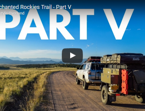 Video: The Enchanted Rockies Trail – PART V