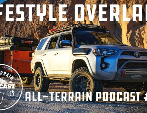 All-Terrain Podcast – Lifestyle Overland
