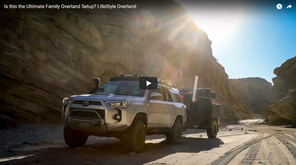 Overland Bound – Is this the Ultimate Family Overland Setup?