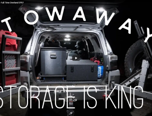 Stowaway – Storage is King – Full Time Overland EP07