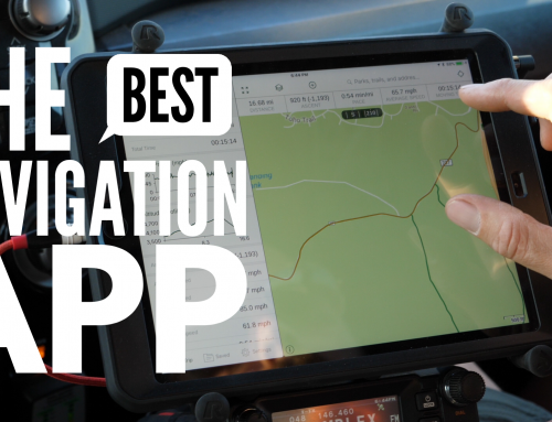 THIS is the BEST Outdoors Navigation App EVER