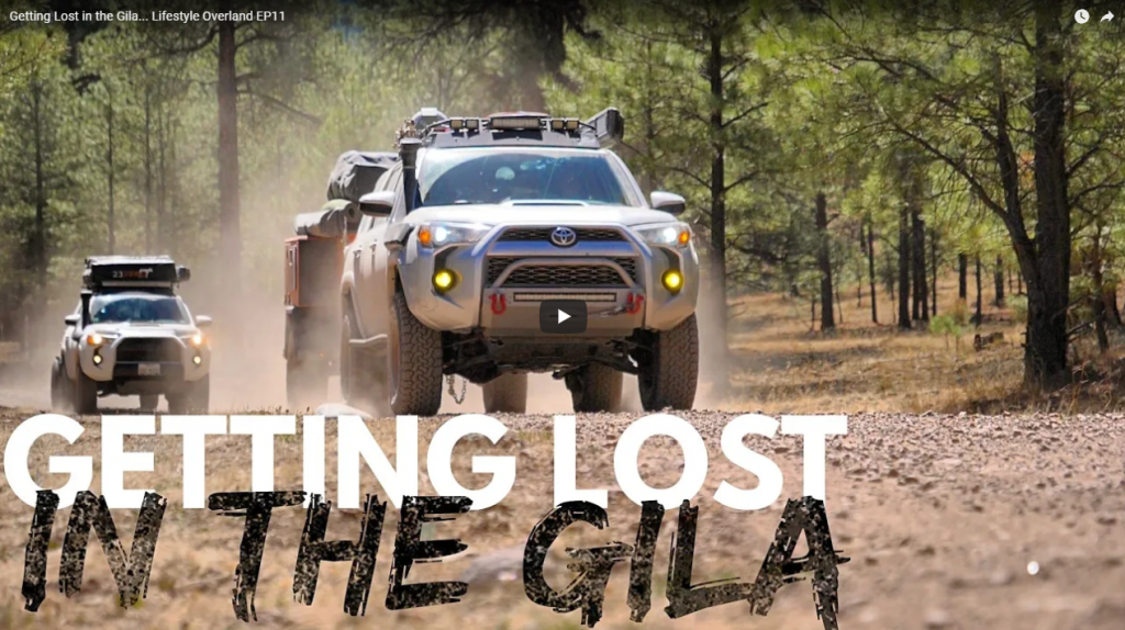 Getting Lost In The Gila Video Lifestyle Overland