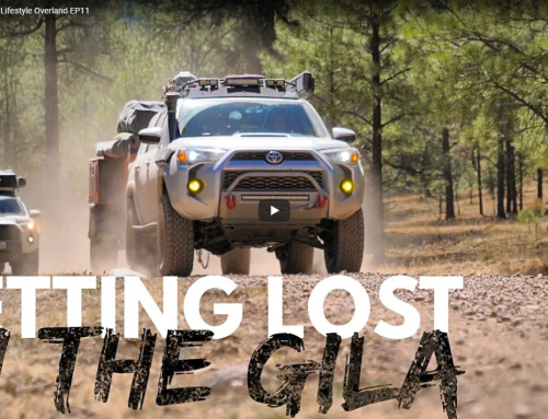 Getting Lost in the Gila – Video