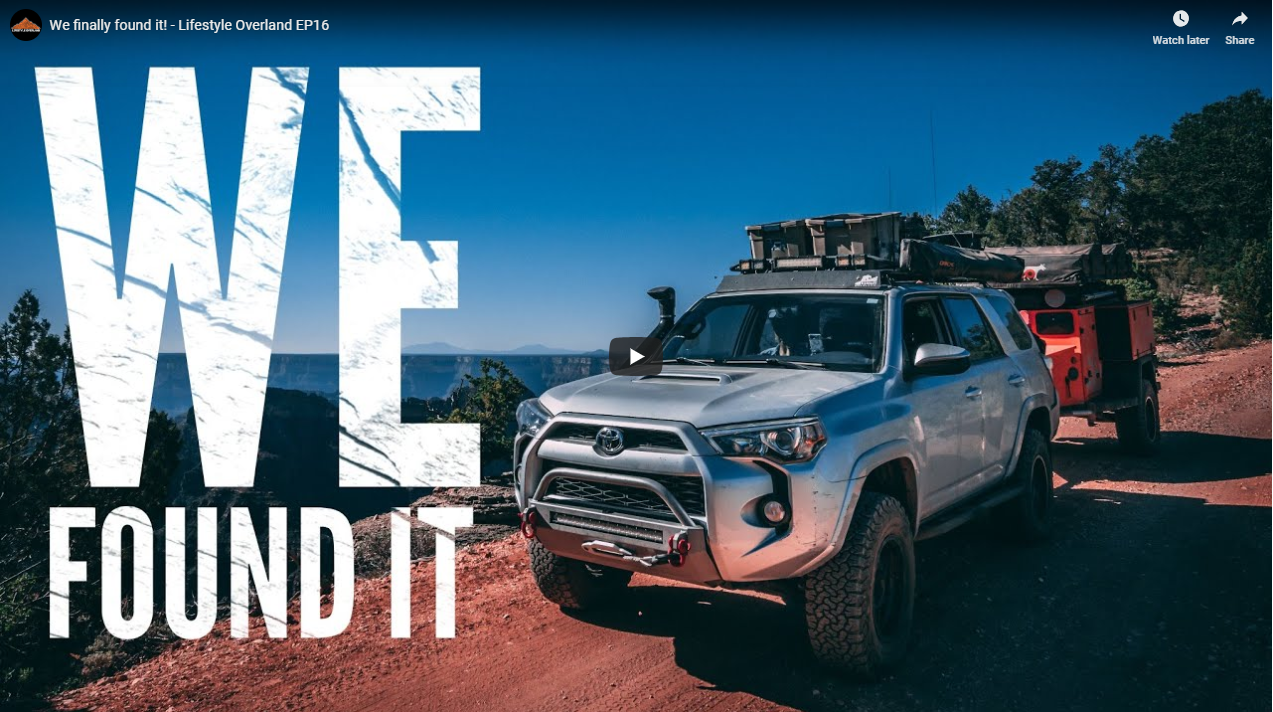 Ram Mount Solutions For The Overlander Lifestyle Overland 5th Gen Navigation Wiring Info Toyota 4runner Forum Largest Gallery