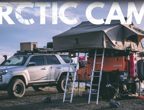 We camped on the Arctic Ocean – Lifestyle Overland EP28