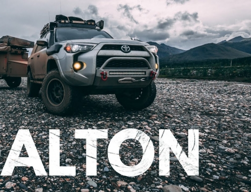 S1:E33 Arctic bound on the Dalton Highway