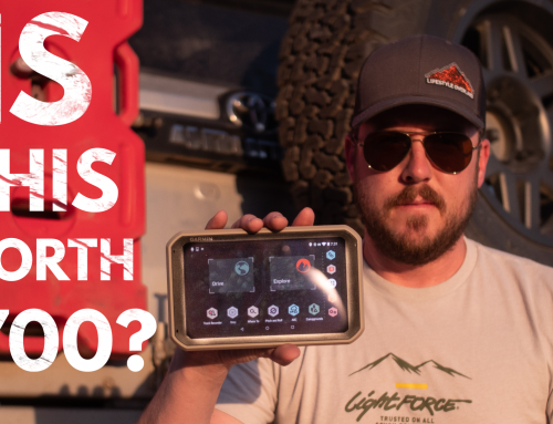 Garmin Overlander Review