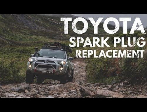 Spark Plug Replacement for Toyota
