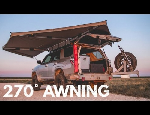 23Zero 270 Degree Awning (First Look)