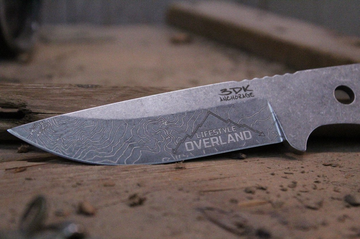 The Best Overland Camp Knife