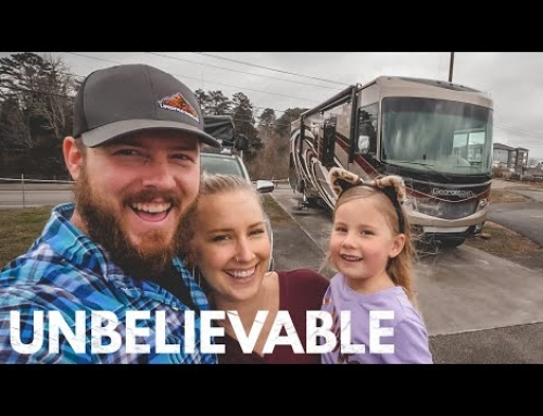 We bought an RV… and then this happened