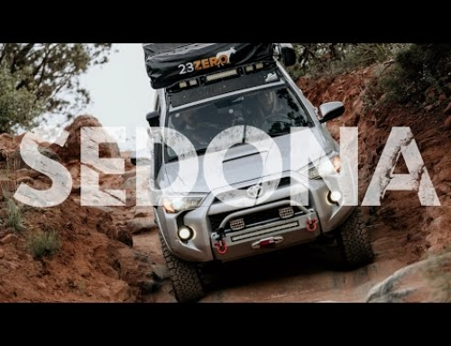 Wheeling the Red Rock of Sedona Arizona with Ronny Dahl