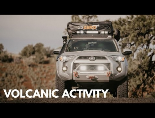 Stuck on a Volcano… in Arizona – S2E8