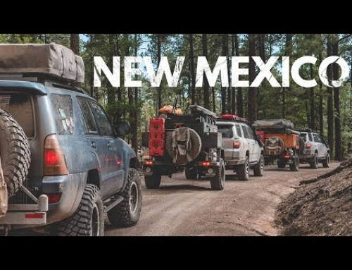 A New Mexican Ghost Town | Overlanding the Gila Wilderness – S2E9