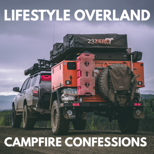 The evolution of our overland setup – EP002
